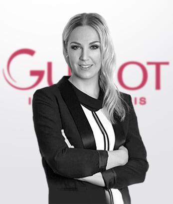 Frau Schmitt Coordinator GUINOT Exklusiv Partnerschaften, Deutschland